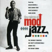 Vol. 5-Return Of Mod Jazz-Mod Jazz - Return Of Mod Jazz-Mod Jaz (2005, CD NUOVO)