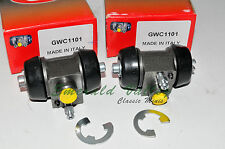 Classic Mini New Rear Wheel Brake Cylinder Set 5/8 Bore (.625 or 15.9mm)