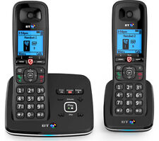 BT 6610 Twin Telephone - Dect phone with answer machine