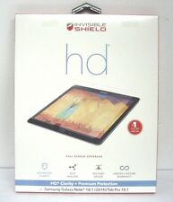 ZAGG Invisible SHIELD HD Screen Protector for Samsung Galaxy Note 10.1 Tablets