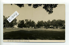 Stoneham MA Mass RPPC real photo 5 Woodland Road New England Sanitarium Hospital