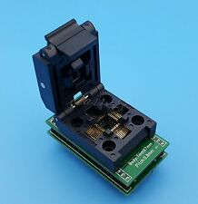 QFP32 TQFP32 FQFP32 To DIP32 SA636 IC Programmer Adapter Clamshell Test Socket