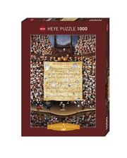 JIGSAW-Puzzle 1000 TEILE HY29564 - Heye Puzzle - Cartoon , Partitur, Loup