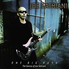 JOE SATRIANI - One Big Rush: Genius Of Joe Satriani CD
