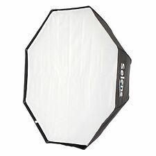 Meking Umbrella Softbox For SpeedLight/Flash 120cm/47.2in Octagon Softbox