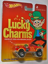 Hot Wheels LUCKY CHARMS FORD F-150 GENERAL MILLS REAL RIDERS POP CULTURE 1/64
