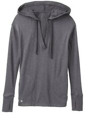 Athleta No Rush Hoodie - Charcoal heather women's sweater size 1x  Pre-Owned