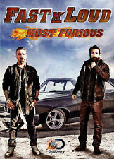 Fast N' Loud: Most Furious, New DVDs