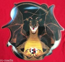 DIO - Hungry For Heaven - Rare UK Dragon Shaped Picture Disc (Vinyl Record)