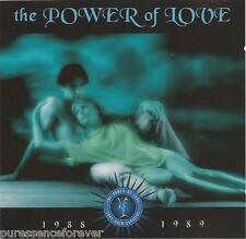 V/A - The Power Of Love: 1988-1989 (EU Time Life 30 Tk Double CD Album)