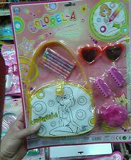 Set occhiali colora la borsa  kit gioco di qualità giocattolo toy