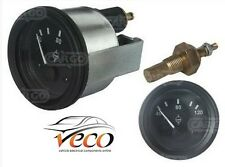 160778 24 VOLT WATER TEMPERATURE GAUGE AND SENDER UNIT 52mm DURITE TYPE 0-523-73