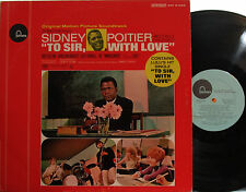 To Sir, with Love (Soundtrack) (Fontana) (Lulu, The Mindbenders, Ron Grainer)
