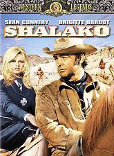 Shalako (DVD, 2004) SEAN CONNERY, GREAT SHAPE