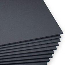 A3 Negro 5mm Carton-Pluma 420mm X 297mm Paquete de 12.