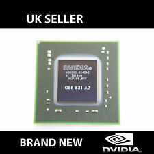 Genuine NVIDIA G86-630-A2 G86-631-A2 BGA GPU Chip Graphics IC Chipset with Balls