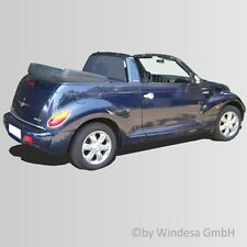Chrysler PT Cruiser CONVERTIBLE WIND DEFLECTOR wind stop screen (Bodi XL)