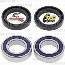 All Balls Front Wheel Bearings & Seals Kit For Honda CR 250R 2001 01 Motocross