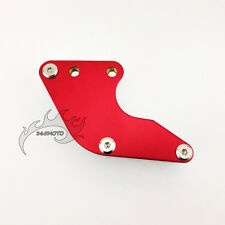 Chain Guard Guide Swingarm Red For Pit Dirt Bike Chinese Honda XR50 CRF50 CRF70