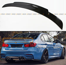 2012-17 BMW F30 3 Series 335i 328i Carbon Fiber HighKick Big Style Trunk Spoiler