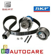 Seat Leon Ibiza 1.9 TDI Engine Timing Belt Kit Water Pump Cambelt Chain By SKF