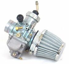 Carb Yamaha DT125 DT 125 Motorcycle Carburetor W/ Air Filter VM24