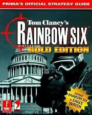 Tom Clancy's Rainbow Six Gold: Prima's Official Strategy Guide, Michael Knight,