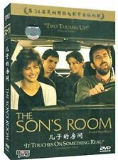 The Son's Room All Region DVD Nanni Moretti, Laura Morante, Jasmine Trinca NEW