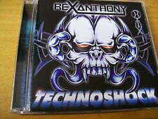 REXANTHONY TECHNO SHOCK 9  CD EX+