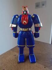 VINTAGE RARE 1995 BANDAI BLU POWER RANGER Mighty Morphin NINJA Megazord in buonissima condizione
