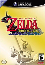 Legend-of-Zelda-The-Wind-Waker-GAME ONLY NOT WORKING AS IS