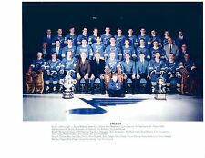 1969 1970 ST. LOUIS BLUES 8X10 TEAM PHOTO HOCKEY NHL MISSOURI USA