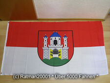 Fahnen Flagge Burghausen Digitaldruck - 90 x 150 cm