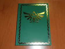 GUIA ZELDA SPIRIT TRACKS COLLECTORS EDITION FROM ZELDA BOX SET NINTENDO DS