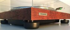 **PIONEER - NEW TURNTABLE REPLACEMENT FEET- PL516, PL 518, PL540, PL560+OTHERS**