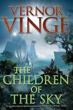 The Children of the Sky by Vernor Vinge MINT HARDBACK WITH DUST JACKET