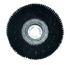 "Floor Machine 17"" Nylon Scrub Brush, Poly Back"