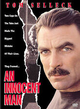 AN INNOCENT MAN rare dvd Prison Life TOM SELLECK Great Movie 1990