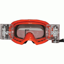 Rip N Roll Colossus XXL 48mm Motocross MX Roll Off Goggles New 2016 Style (RNR)