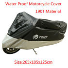 New Motorcycle Cover For Kawasaki Vulcan 1700 Classic 1700 Nomad 1700 Vaquero