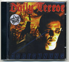 Daily Terror - Abrechnung CD Bombed Bodies Moiterei Pöbel & Gesocks BS Oi! Punk