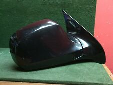 1997 - 2002 Ford Expedition RH passenger power door mirror Black Used OEM