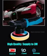 Dual Action Shock Polishing Machine Car Polisher Cleaner 110v 600w USA PLUG