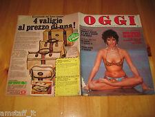 OGGI 1979/35=DORA MORONI=ZEFFIRELLI=RICKY SCHRODER=AMANDA LEAR=MARGARET TRUDEAU