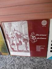 Die virtuose Viola d'amore, eine Schallplatte