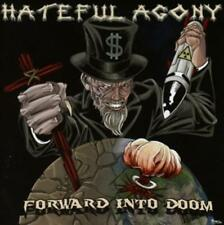 Hateful Agony-forward into Doom-CD NUOVO
