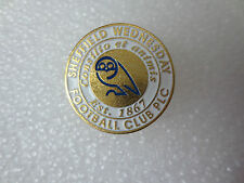 SHEFFIELD WEDNESDAY FOOTBALL CLUB PIN BADGE, HILLSBOROUGH STADIUM CHAMPIONSHIP