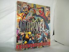 Marvel Chronicle  A Year by Year History With two lithographs! by Jim Cheung f/s