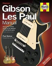 GIBSON LES PAUL MANUAL (2ND ED) BOOK NEW