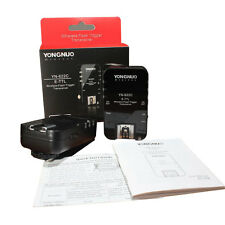 Yongnuo YN-622C Wireless TTL Flash Trigger for Canon 5D Mark III 580EX 550EX 420